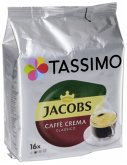 Jacobs Caffe Crema Classico 16 Kapseln T-Disk