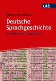 Deutsche Sprachgeschichte (eBook, ePUB)