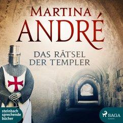 Das Rätsel der Templer (Ungekürzt) (MP3-Download) - André, Martina