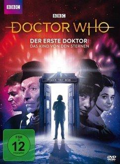 Doctor Who - Der erste Doktor: Das Kind von den Sternen - Hartnell,William/Russell,William/Hill,Jacqueline/+