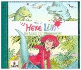 Hexe Lilli im Land der Dinosaurier / Hexe Lilli Bd.14 (1 Audio-CD)