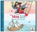 Hexe Lilli bei den Piraten / Hexe Lilli Bd.4 (1 Audio-CD)