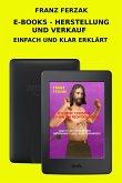 E-BOOKS - HERSTELLUNG UND VERKAUF (eBook, ePUB)