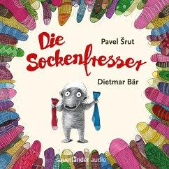 Die Sockenfresser (Ungekürzte Lesung mit Musik)...