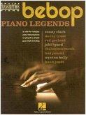 Bebop Piano Legends Artist Transcriptions, For Jazz Piano