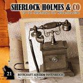 Sherlock Holmes & Co, Folge 21: Botschaft aus dem Totenreich (MP3-Download)