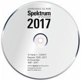 Spektrum der Wissenschaft 2017, 1 CD-ROM