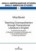 Teaching Cosmopolitanism through Transnational Literature in English