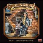 Sherlock Holmes - Die geheimen Fälle des Meisterdetektivs, Folge 6: Spurlos verschwunden (MP3-Download)