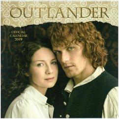 Outlander 2019 - 18-Monatskalender