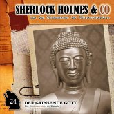 Sherlock Holmes & Co, Folge 24: Der grinsende Gott (MP3-Download)