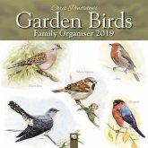 Chris Pendleton Garden Birds Family Organiser 2019