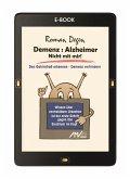 Demenz : Alzheimer Nicht mit mir! (eBook, ePUB)