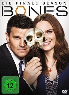 Bones - Season 12 (3 Discs)