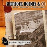 Sherlock Holmes & Co, Folge 13: Das flammende Phantom (MP3-Download)