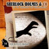 Sherlock Holmes & Co, Folge 14: Der Mann in Orange (MP3-Download)
