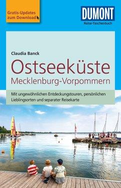 DuMont Reise-Taschenbuch Reiseführer Ostseeküste Mecklenburg-Vorpommern (eBook, PDF) - Banck, Claudia