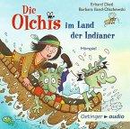Die Olchis im Land der Indianer / Die Olchis Erstleser Bd.2 (1 Audio-CD)