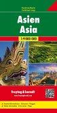 Freytag & Berndt Kontinentkarte Asien 1:9 Mio.; Asia / Asie