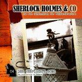 Sherlock Holmes & Co, Folge 4: Der verfluchte Gong (MP3-Download)