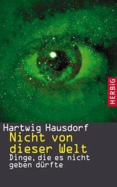 Nicht von dieser Welt - Hausdorf, Hartwig