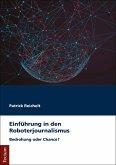 Einführung in den Roboterjournalismus (eBook, PDF)
