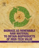 Biomass as Renewable Raw Material to Obtain Bioproducts of High-Tech Value (eBook, ePUB)