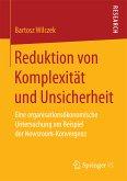 Reduktion von Komplexität und Unsicherheit (eBook, PDF)