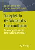 Textspiele in der Wirtschaftskommunikation (eBook, PDF)
