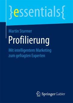 Profilierung (eBook, PDF) - Sturmer, Martin