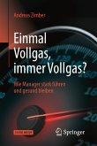 Einmal Vollgas, immer Vollgas? (eBook, PDF)