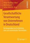 Gesellschaftliche Verantwortung von Unternehmen in Deutschland (eBook, PDF)