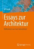 Essays zur Architektur (eBook, PDF)