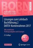 Lösungen zum Lehrbuch Buchführung 2 DATEV-Kontenrahmen 2017 (eBook, PDF)
