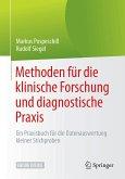 Methoden für die klinische Forschung und diagnostische Praxis (eBook, PDF)