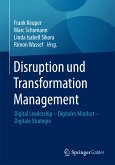 Disruption und Transformation Management (eBook, PDF)