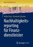 Nachhaltigkeitsreporting für Finanzdienstleister (eBook, PDF)