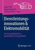 Dienstleistungsinnovationen und Elektromobilität (eBook, PDF)
