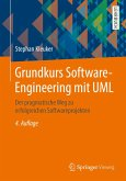 Grundkurs Software-Engineering mit UML (eBook, PDF)