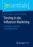 Einstieg in das Influencer Marketing (eBook, PDF)
