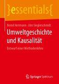 Umweltgeschichte und Kausalität (eBook, PDF)
