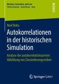 Autokorrelationen in der historischen Simulation (eBook, PDF)