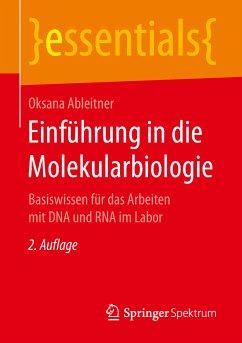 Einführung in die Molekularbiologie (eBook, PDF) - Ableitner, Oksana