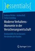 Moderne Verhaltensökonomie in der Versicherungswirtschaft (eBook, PDF)