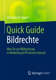 Quick Guide Bildrechte (eBook, PDF)