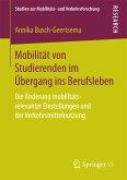 Mobilität von Studierenden im Übergang ins Berufsleben (eBook, PDF)