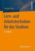 Lern- und Arbeitstechniken für das Studium (eBook, PDF)