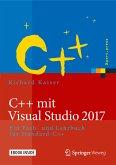 C++ mit Visual Studio 2017 (eBook, PDF)