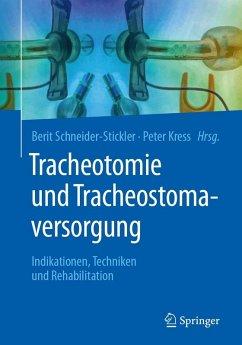 Tracheotomie und Tracheostomaversorgung (eBook, PDF)