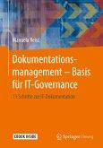 Dokumentationsmanagement – Basis für IT-Governance (eBook, PDF)